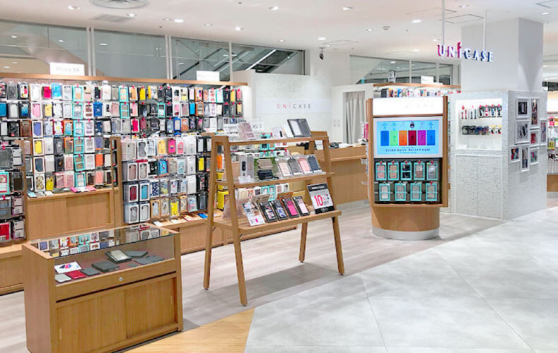 スマホステーション UNiCASE 錦糸町パルコ店